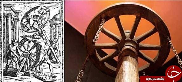 وحشیانه ترین ابزار شکنجه قرون وسطی/درخت آرزو/ترسناک ولی خوشمزه
