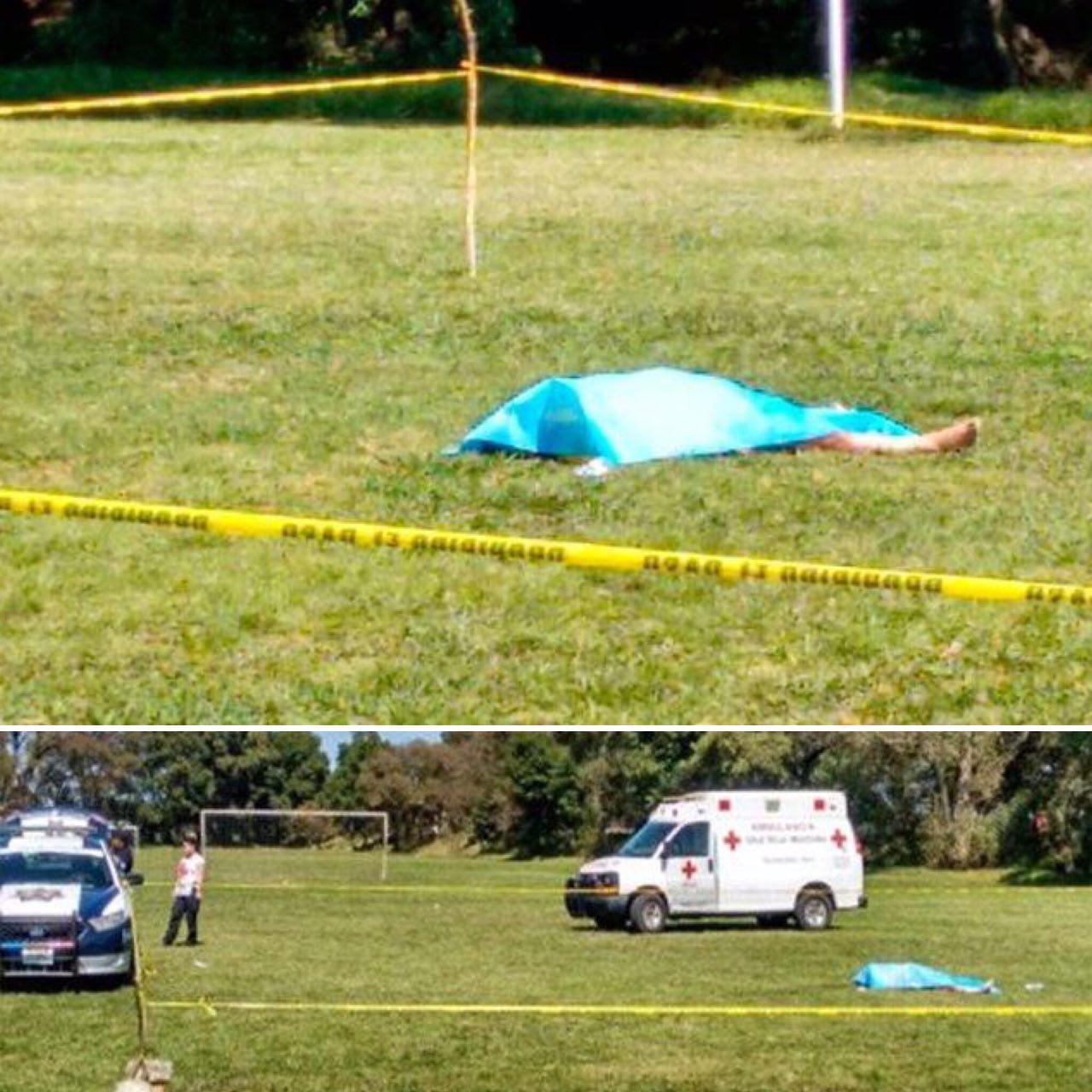 فوتبالیست پس از قتل داور فراری شد