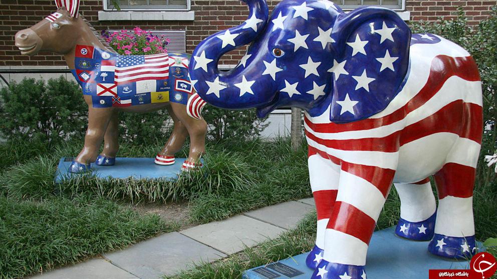 جالبترین دانستنیها درباره انتخابات ریاست جمهوری آمریکا+تصاویر