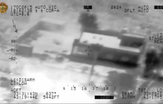 شکارچی شب روسی در پی شکار تروریستهای داعش + تصاویر