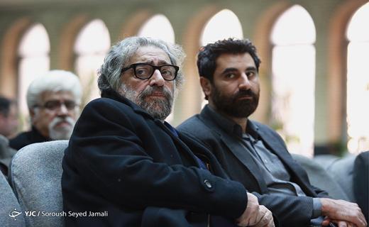 چه کسانی به مراسم ختم محسن سیف رفتند؟ + تصاویر