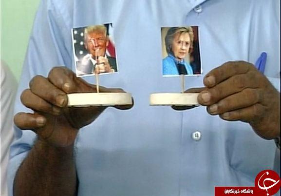 چاناکیا 2 نیز نتیجه انتخابات آمریکا را پیش بینی کرد+عکس