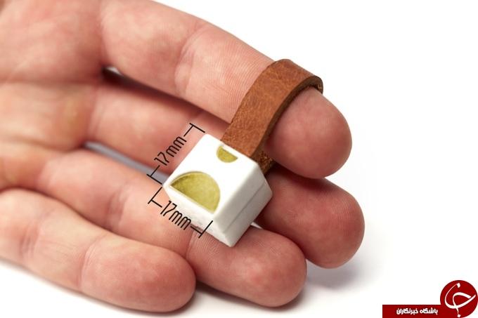 کوچک ترین شارژر دنیا را ببینید