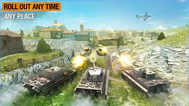 دانلود بازی آنلاین پرطرفدار World of Tanks Blitz
