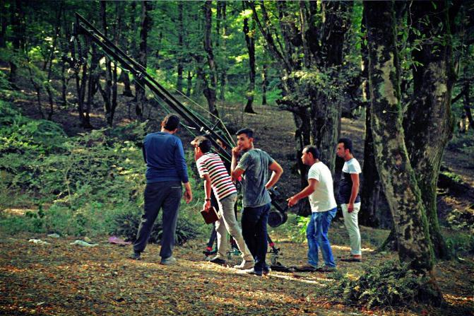 پایان ساخت فیلم کوتاه « ضربان »در نیشابور