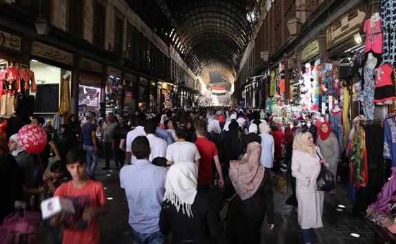 باشگاه خبرنگاران - با زندگی جالب و متفاوت دمشقیها آشنا شوید +تصاویر