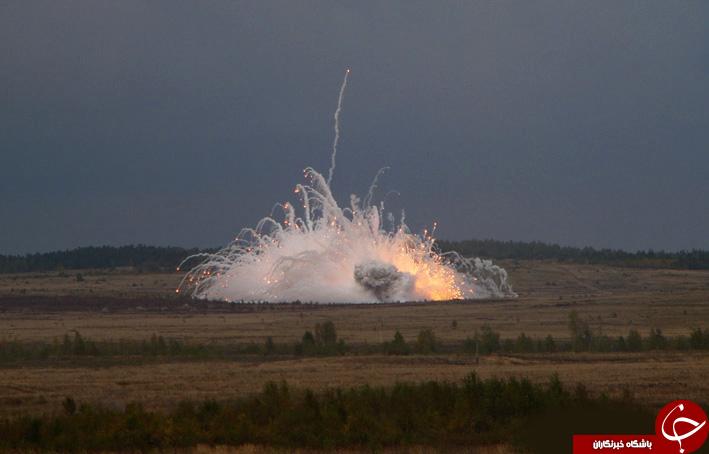 آتشافکن مخوف روسی و جهنمی که برای داعش در موصل آفرید + تصاویر