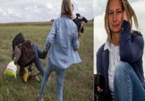 باشگاه خبرنگاران - خبرنگار بی رحم مجارستانی جایزه رسانه ای گرفت + فیلم