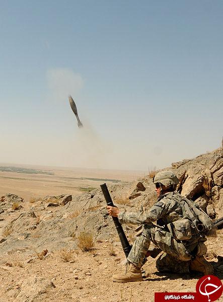 خمپاره 120؛ جدیدترین هدیه سعودی به داعش