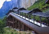 باشگاه خبرنگاران - عکس/ طولانی ترین پله برقی جهان با طول 688 متر!