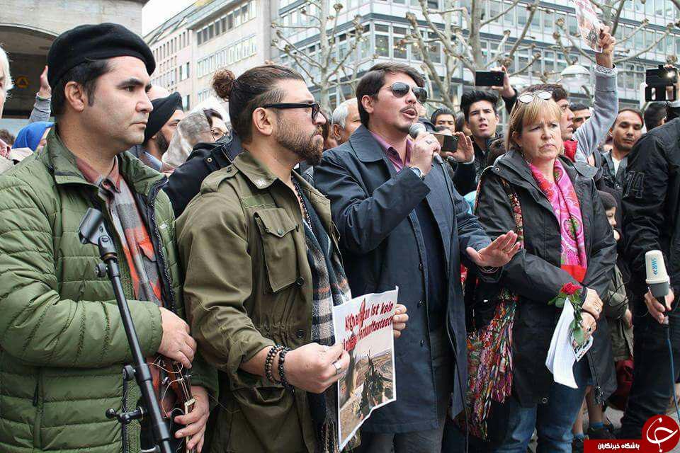 اعتراض افغانستانیهای مقیم سوئد به امضای تفاهمنامه بازگشت مهاجران