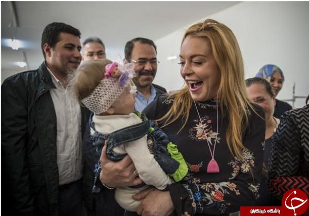 محجبه شدن بازیگر آمریکایی و دفاع وی از اردوغان+ تصاویر