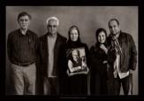 باشگاه خبرنگاران -خانواده مرحوم رشیدی اولین پلان «سارا و آیدا» را کلید زدند