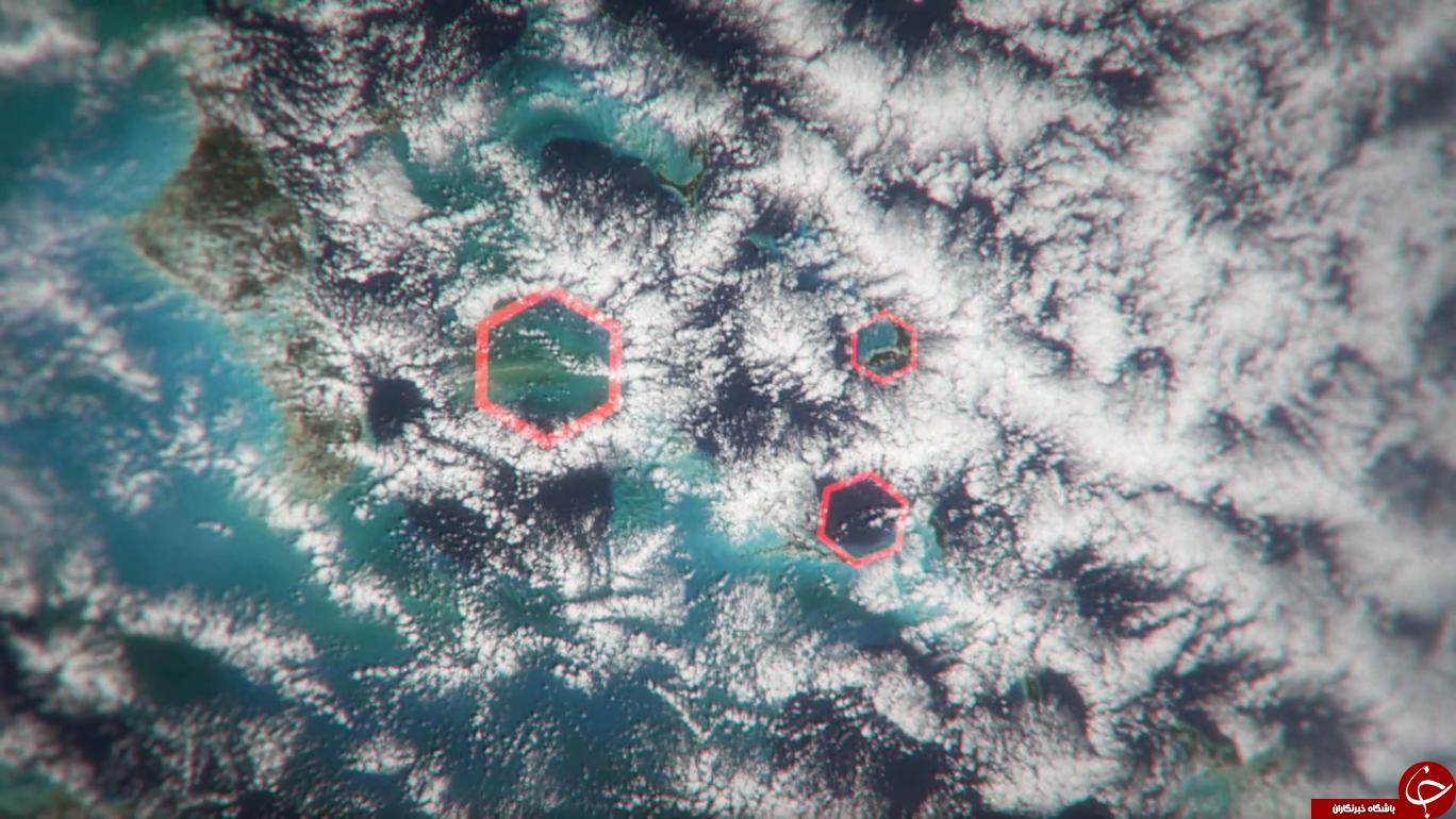 ادعای تازه دانشمندان؛ راز مثلث برمودا را کشف کرده ایم+تصاویر