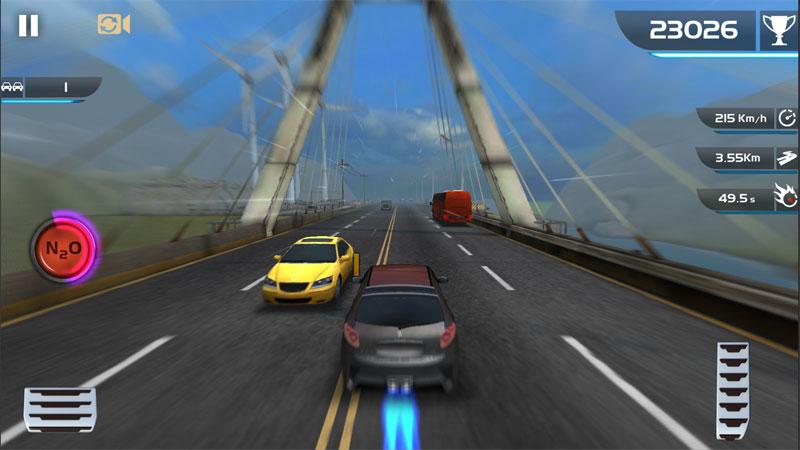 دانلود بازی آنلاین ایرانی Road Racing برای اندروید