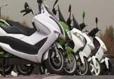باشگاه خبرنگاران - بی میلی مردم به خرید موتورسیکلتهای برقی + فیلم