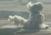 باشگاه خبرنگاران - انفجار مهیب در مسیر نیروهای پیشمرگه در عملیات موصل + فیلم