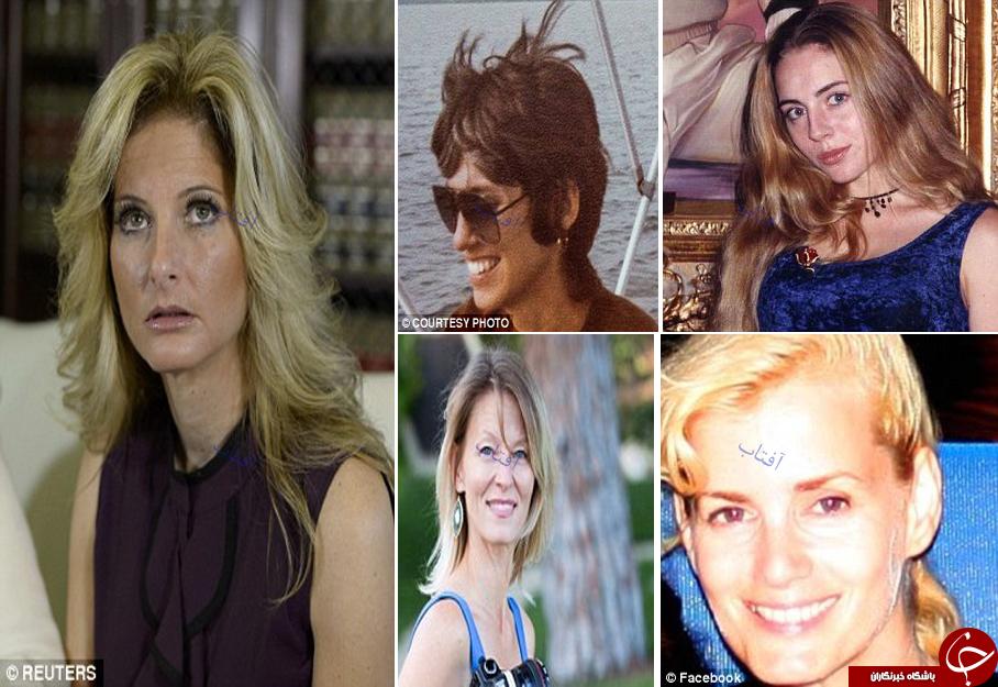 17 زنی که مدعیاند ترامپ به آنان تعرض کرده است+تصاویر