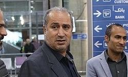 تاج با وزیر ورزش دیدار میکند
