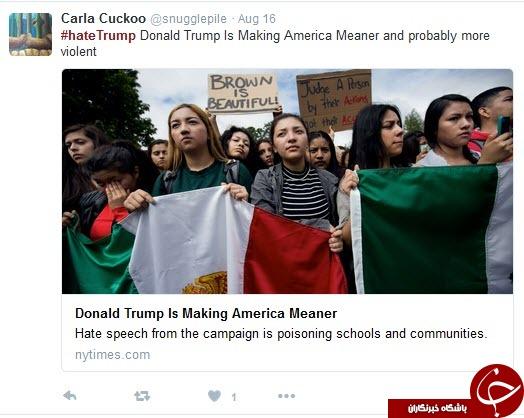 آمریکاییها در شبکههای اجتماعی چالش