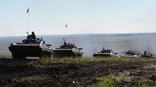 هدف رزمایش مشترک ارتش سوریه با صربستان و بلاروس چیست؟