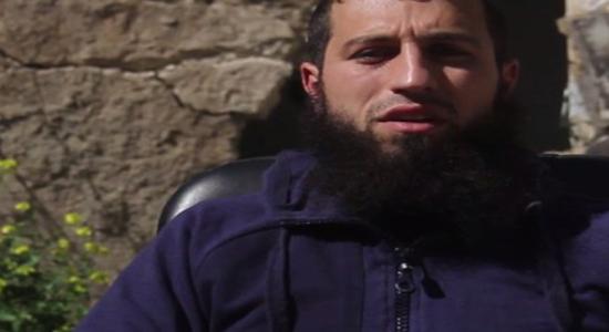 خطرناکترین جلاد جیشالاسلام کیست؟ + تصاویر