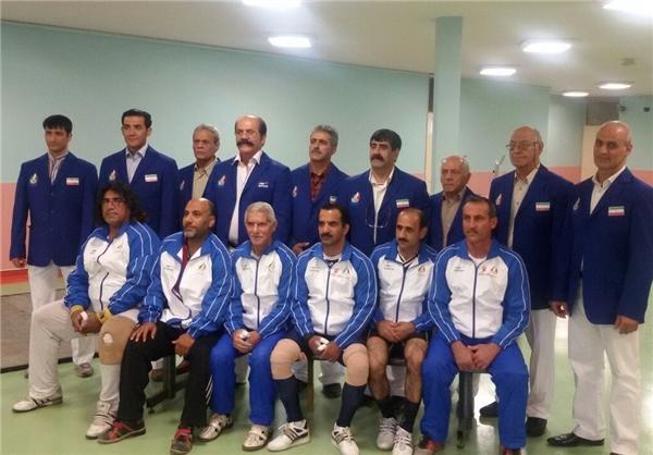 سلام بجنورد - نفرات اعزامی به المپیک در تبریز انتخاب می شوند