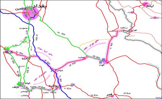 آخرین وضعیت مرز مهران + تصاویر