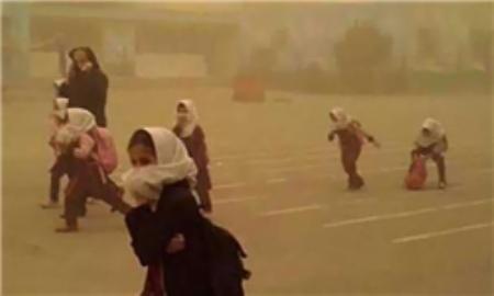 Image result for تعطیلی مدارس به دلیل آلودگی هوا