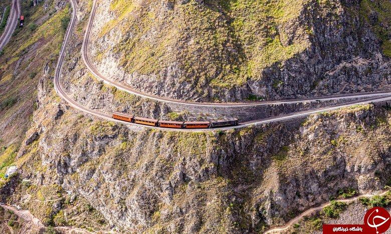 سلام بجنورد - زیباترین مسیرهای ریلی جهان+ تصاویر