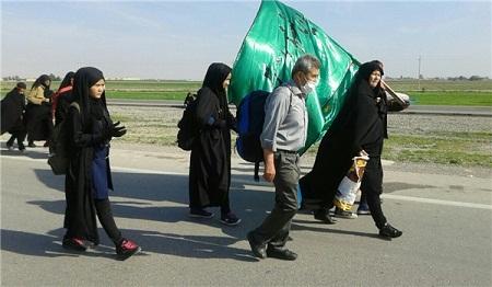 1400 زائر افغانستانی برای عزیمت به کربلا با مشکلات قانونی مواجهند