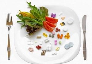 غذاهایی که نباید همراه با دارو خورده شوند