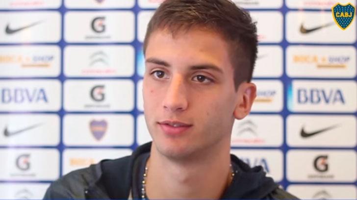 بانوی پیر به دنبال پدیده جوان فوتبال اروگوئه