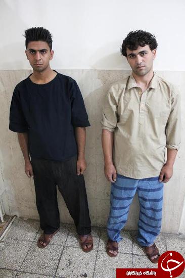 سرقت های مسلحانه توسط سارقان 206 سوار/ پلیس تصاویر شکارچیان بیرحم را منتشر کرد