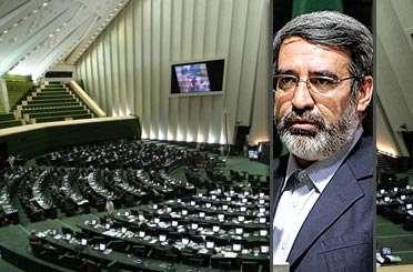 نمایندگان از توضیحات وزیر کشور قانع نشدند/رحمانیفضلی کارت زرد گرفت