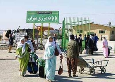 سفر به عتبات عالیات از مرز مهران به هیچ وجه امکانپذیر نیست