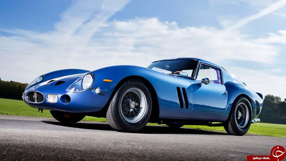 لوکس ترین و گران ترین خودرو روز دنیا+عکس