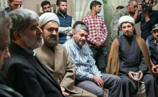 اولین تصویر از بازیگر نقش اکبر هاشمی رفسنجانی در «معمای شاه»