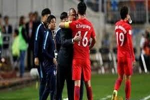 کره جنوبی 2 ازبکستان 1/کره از باخت پیروزی ساخت