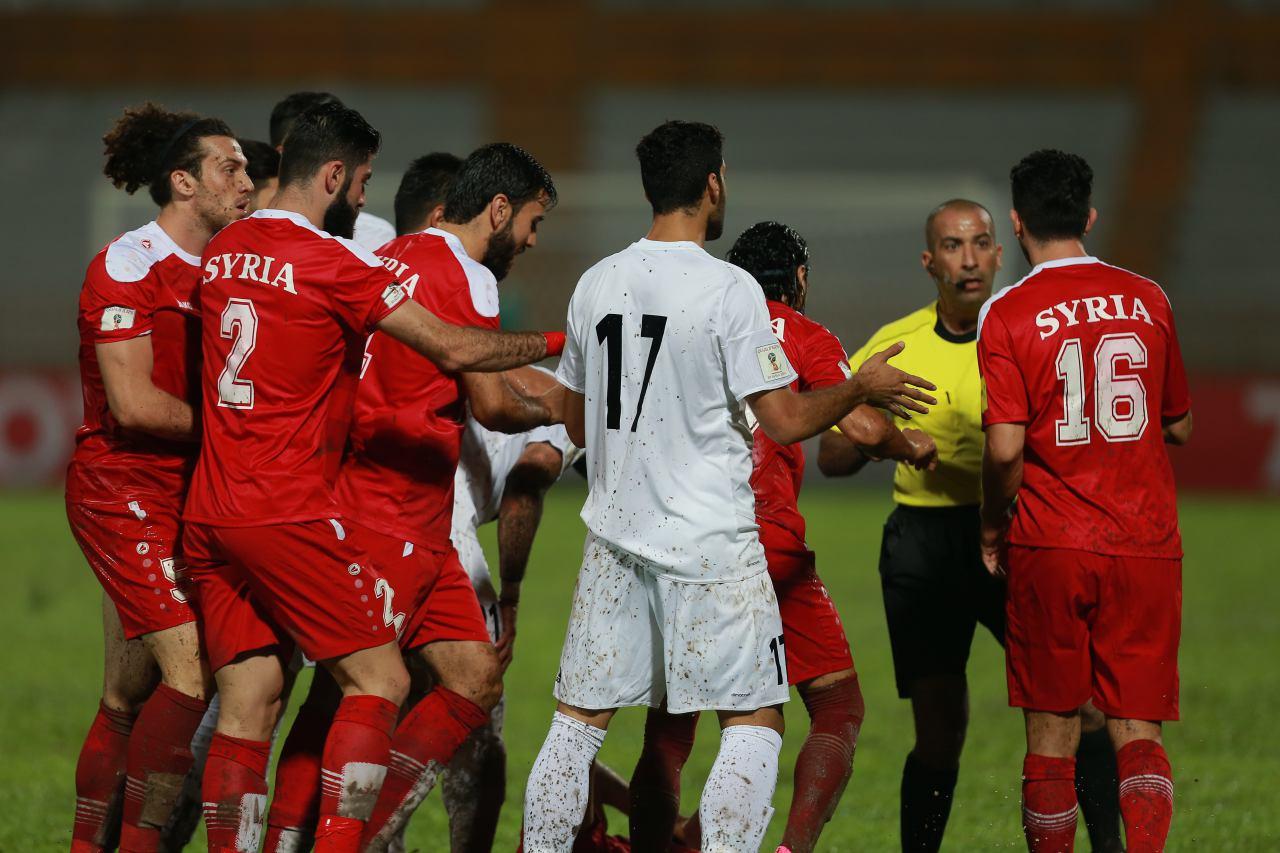 گزارش لحظه به لحظه/ایران 0 - سوریه 0+تصاویر