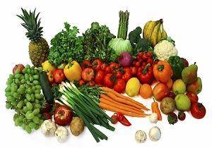 ثبات قیمت میوه و صیفی در بازار