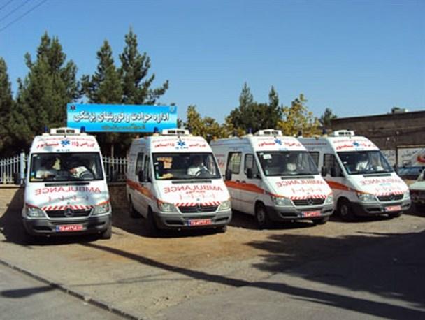 قول مساعد برای استقرار دو پایگاه فوریتهای پزشکی در همدان