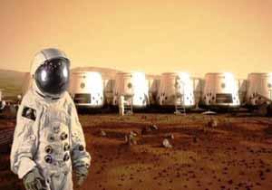 لباس مسافران مریخ ساخته شد