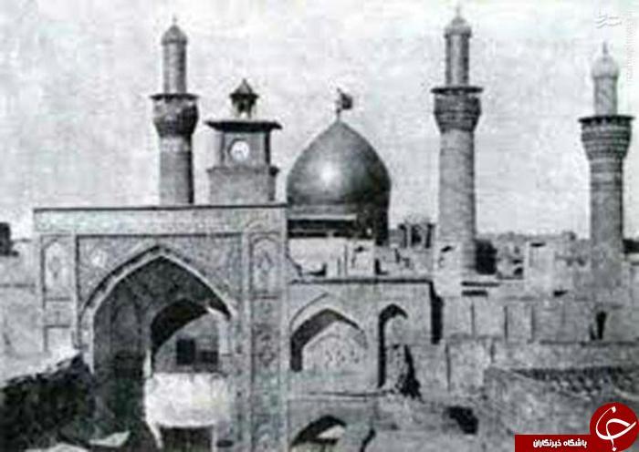 تصاویر کمتر دیده شده از حرم امام حسین(ع) در گذر تاریخ