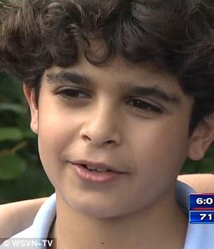 اقدام حیرت انگیز پسر 11 ساله برای نجات جان برادر نوزادش + فیلم///نمایه داخل خبر