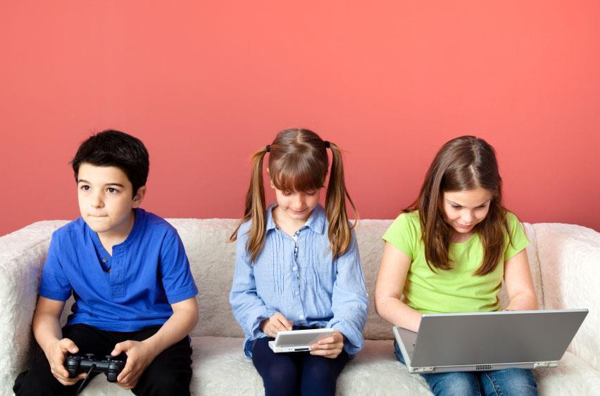 فرزندانتان در فضای مجازی را به شما معرفی کنیم.