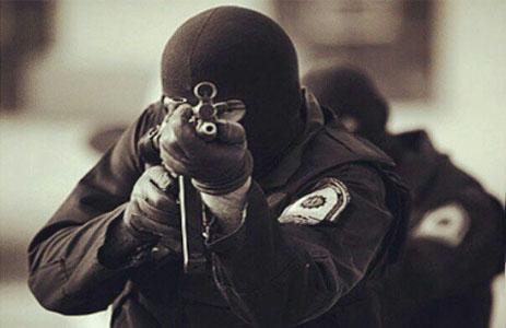 سارقان دولت آباد در دام پليس