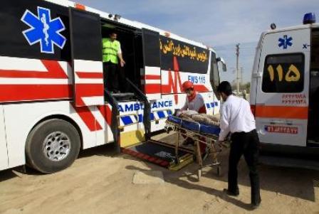 اجساد 3 زائر ایرانی امروز از مرز مهران وارد کشور شد/اسامی زائران مجروح تصادف در عراق
