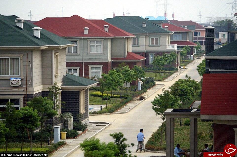 روستایی در چین که به محض ورود، پول، ویلا و ماشین به شما می دهد!+تصاویر
