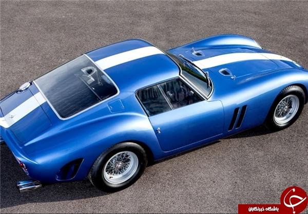 گرانترین خودروی جهان فروخته شد+عکس